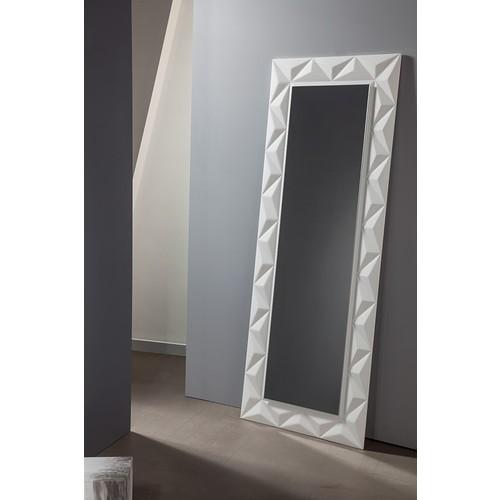 Bysehpacı Pyramit Beyaz Mdf Ayna