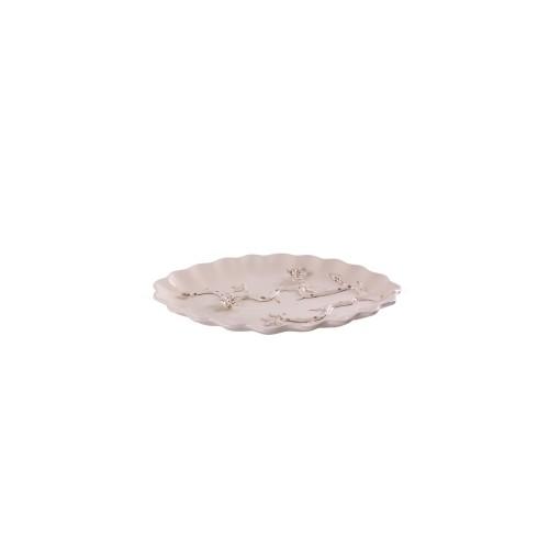 Yedifil Sarmaşık Dekoratif Tabak 39 Cm