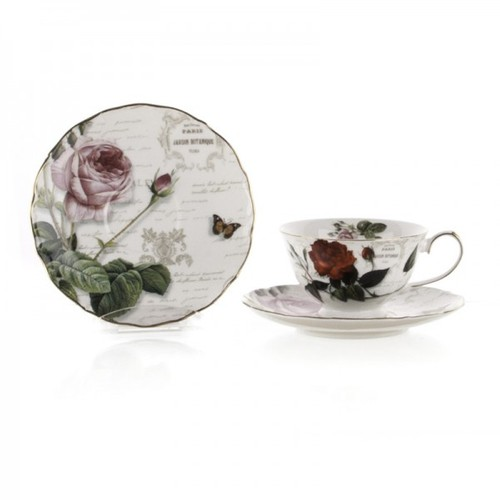 Marianna Queen Çay Fincan Seti 6 Lı
