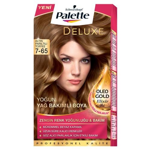 Palette Altın Parıltılı Toffee 7-65