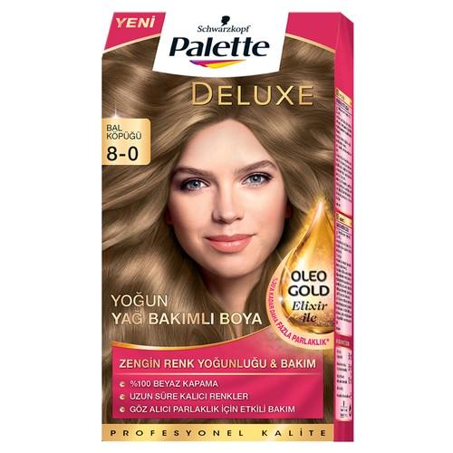 Palette Saç Boyası 8-0 Bal Köpüğü