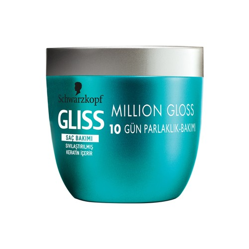 Gliss Bakım Maskesi Million Gloss 150ml