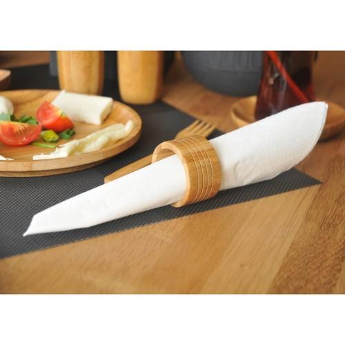 Bambum Ringo 6 Lı Peçete Halkası