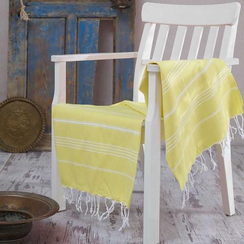 Eponj Home Peştemal Sultan Sarı