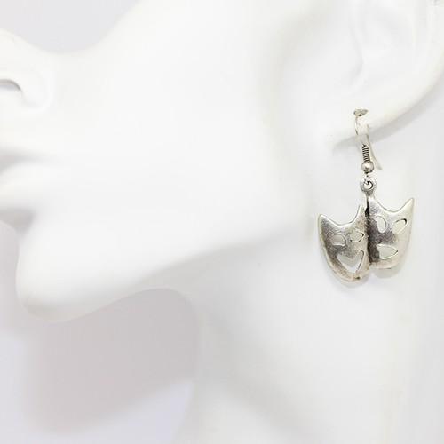 Maske Erkek ve Bayan Küpe