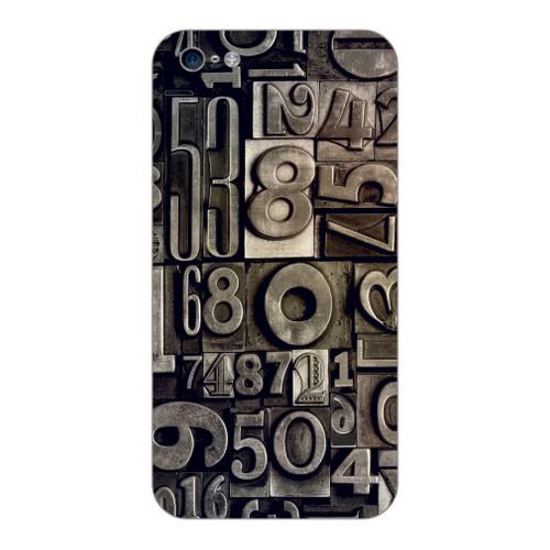Bordo iPhone 6S Plus Kapak Kılıf Baskılı Silikon