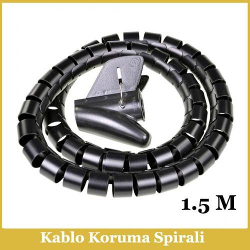 Ti-mesh Kablo Koruma Spirali