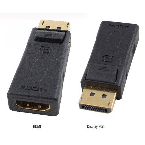 Ti-mesh Displayport to HDMI Adapter