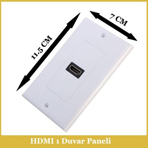 Ti-mesh HDMI 1 Duvar Paneli
