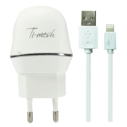Ti-mesh Smartphone 2.1A İphone İçin Şarj Cihazı