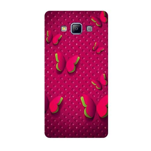Bordo Samsung Galaxy S3 Kapak Kılıf Baskılı Silikon