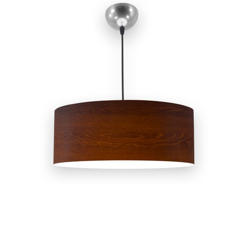 Crea Lighting Woodshade Merbau Sarkıt - 45 cm