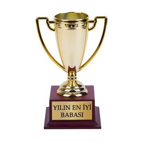 BuldumBuldum Yazılı Ödül Kupası - Yılın En İyi Başkanı