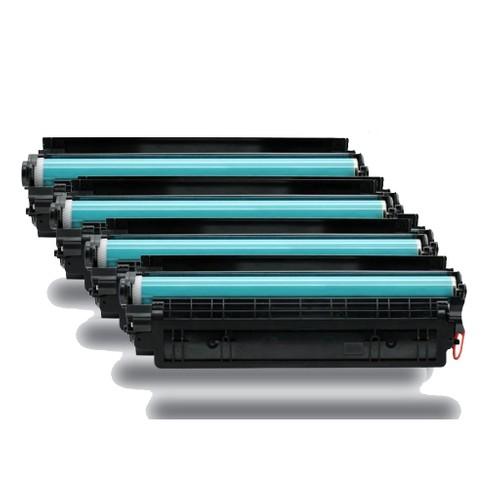 Calligraph Hp LaserJet Pro M1212nf Toner 4 lü Ekonomik Paket Muadil Yazıcı Kartuş