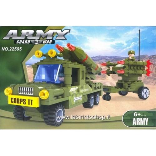 Ausini Askeri Set 249 Parça