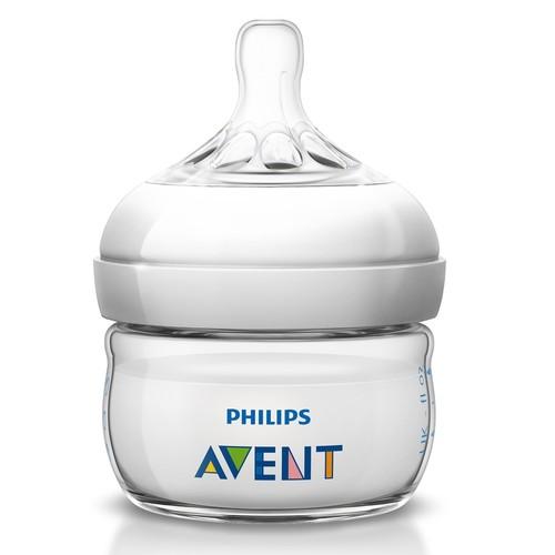 Philips Avent Natural PP Biberon 60 ml