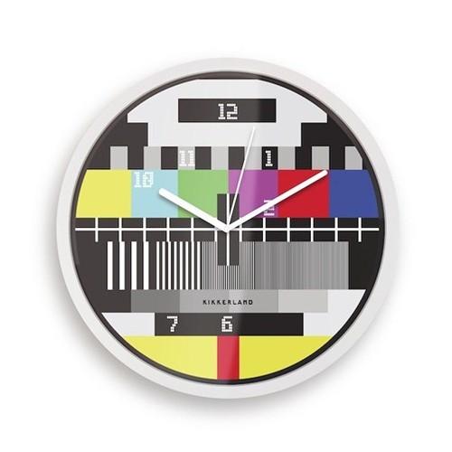 BuldumBuldum Kikkerland Wall Clocks - Kikkerland Duvar Saatleri - Plak