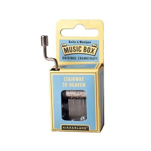 BuldumBuldum Hand Crank Music Boxes - Müzik Kutusu - Yesterday
