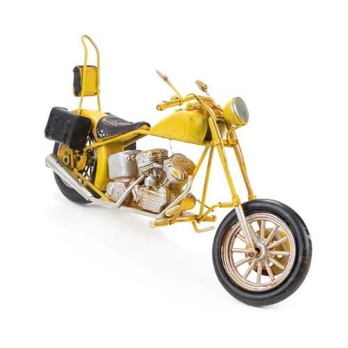 BuldumBuldum Nostaljik Metal Motosiklet 26Cm