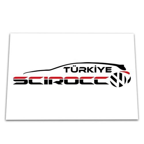 BuldumBuldum Scirocco - Türkiye - Kağıt Oto Paspas - 10000 Adet