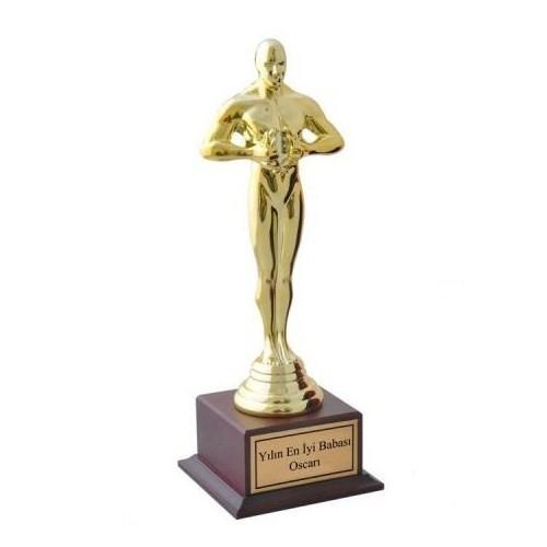 BuldumBuldum Oscar Ödülü - Oskar Başarı Heykeli Büyük Boy - Yılın En Şefkatli Babası