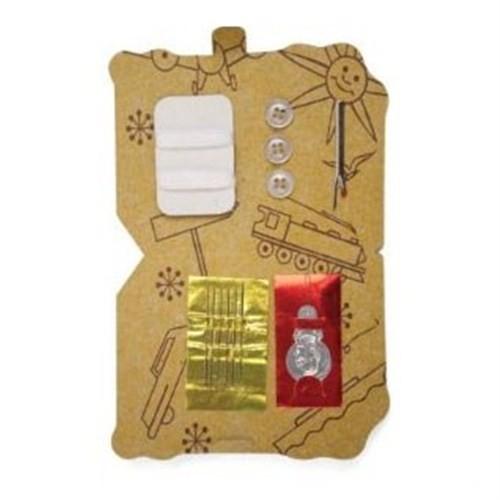 BuldumBuldum Mini Suitcase Sewing Kit - Mini Dikiş Seti