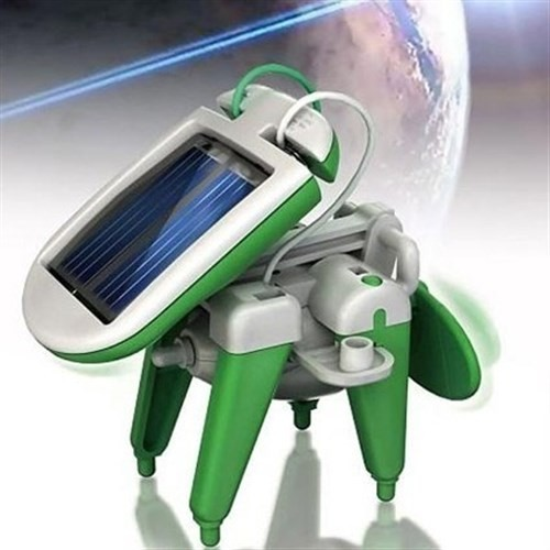 BuldumBuldum Solar Robot Set - Güneş Enerjili Robot Seti