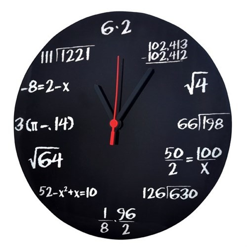 BuldumBuldum Pop Quiz Clock - Matematik Sınav Saati