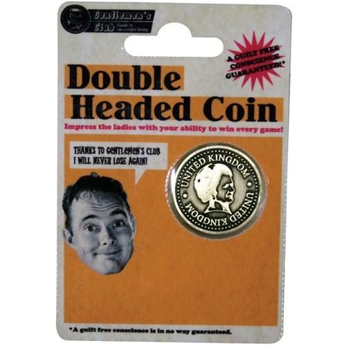BuldumBuldum Double Headed Coin - Çift Tura Bozuk Para