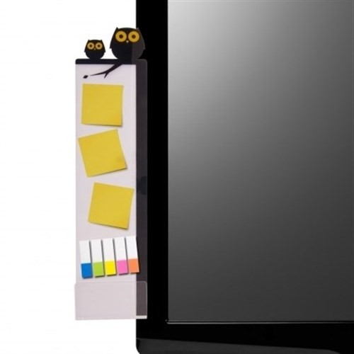 BuldumBuldum Monitor Screen Sticky Note Holder - Monitör Kenarı Notluk