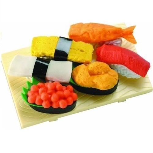 BuldumBuldum Sushi Erasers - Suşi Silgi Seti