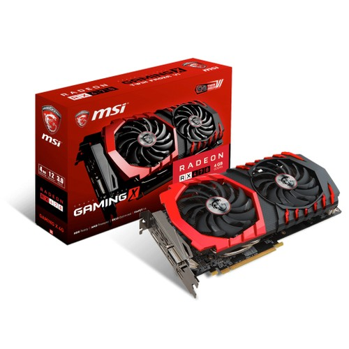 MSI GAMING X Amd Radeon RX 470 4GB 256Bit GDDR5 (DX12) PCI-E 3.0 Ekran Kartı RX 470 GAMING X 4G
