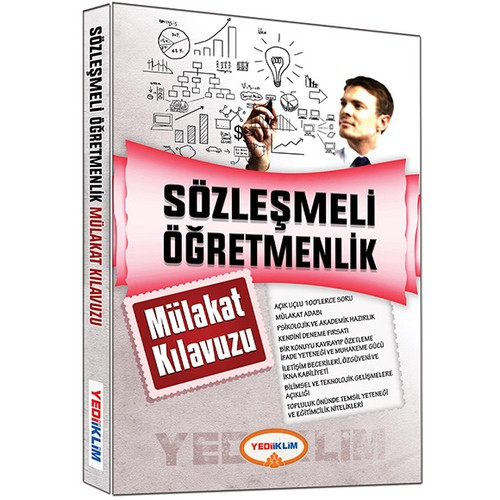 Yediiklim Yayınları Sözleşmeli Öğretmenlik Mülakat Klavuzu 2017