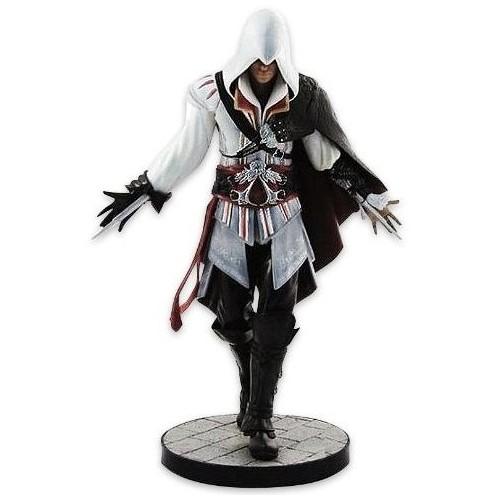 Gaya Entertainment Assassins Creed II Ezio Auditore White Action Figure