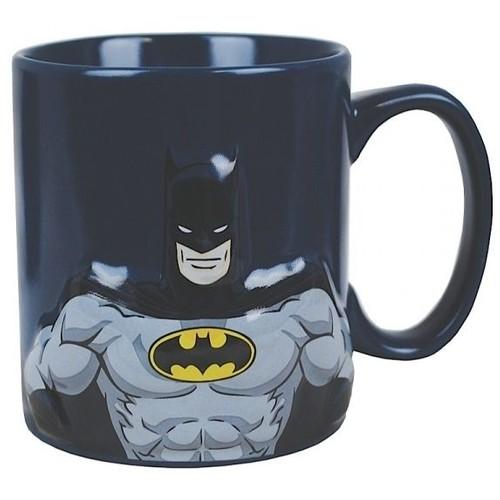 Half Moon Bay Batman Kabartmalı Kupa Bardak
