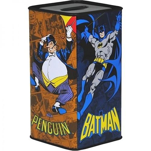 Half Moon Bay Batman Metal Kumbara