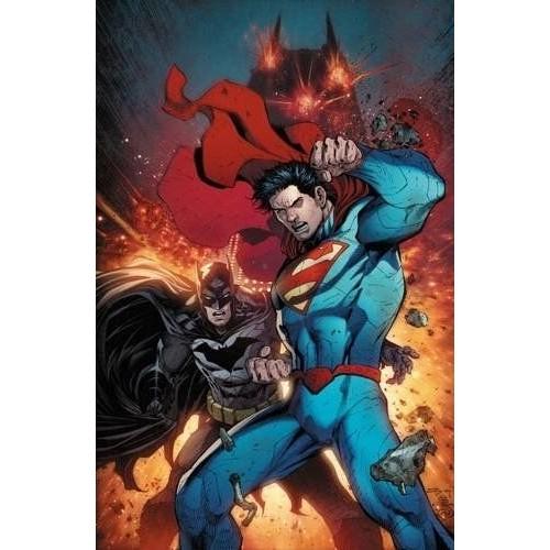 DC Comics Batman/Superman Vol. 4 Hardcover İngilizce Çizgi Roman