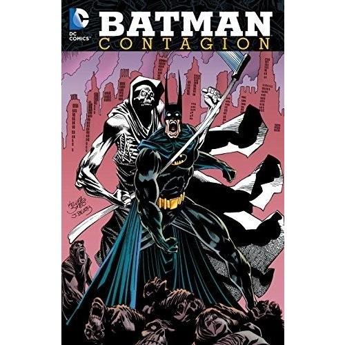 DC Comics Batman: Contagion İngilizce Çizgi Roman