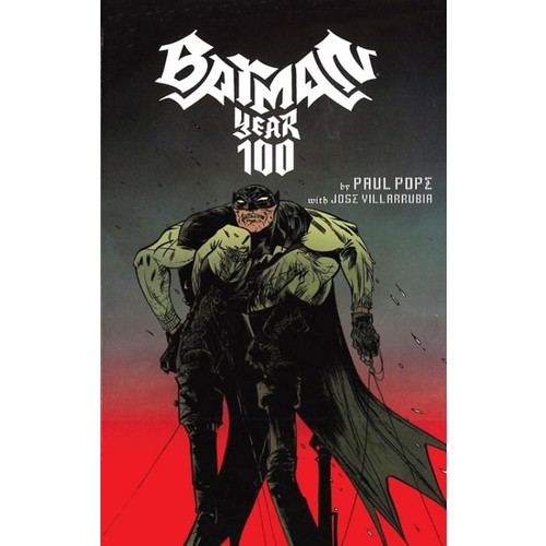 DC Comics Batman: Year One Hundred İngilizce Çizgi Roman
