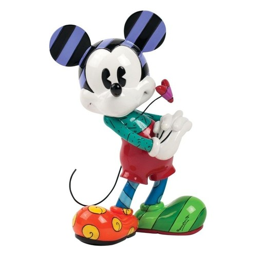 Enesco Disney Traditions Mickey With Heart Figurine