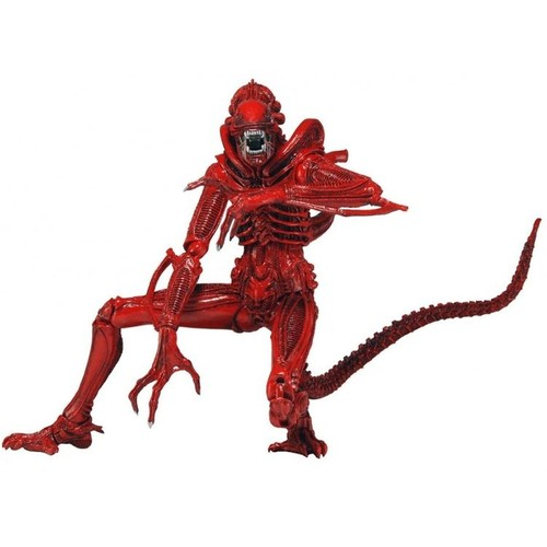 "NECA Aliens 7"" Action Figure Series 5 Genocide Alien Kırmızı"