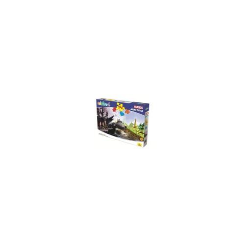 Adeland A3 Basic Puzzle 2, 100 Parça