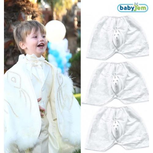 Babyjem Atılabilir Sünnet Külodu 3 No