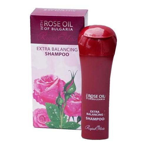 Rose of Bulgaria Regina Roses Extra Balancing Shampoo