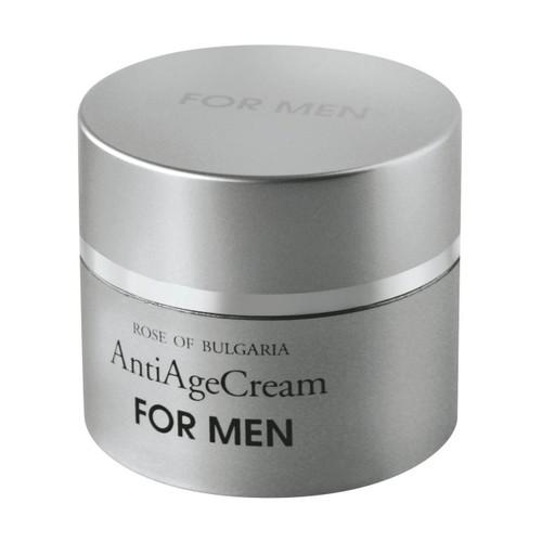 Rose of Bulgaria Anti Age Cream - For Men