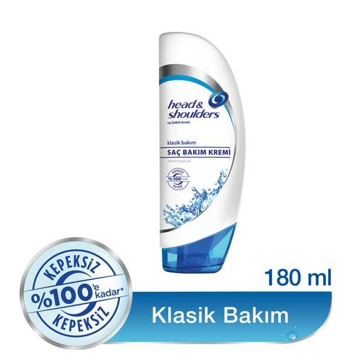 Head & Shoulders Saç Bakım Kremi Klasik Bakım 180 ml