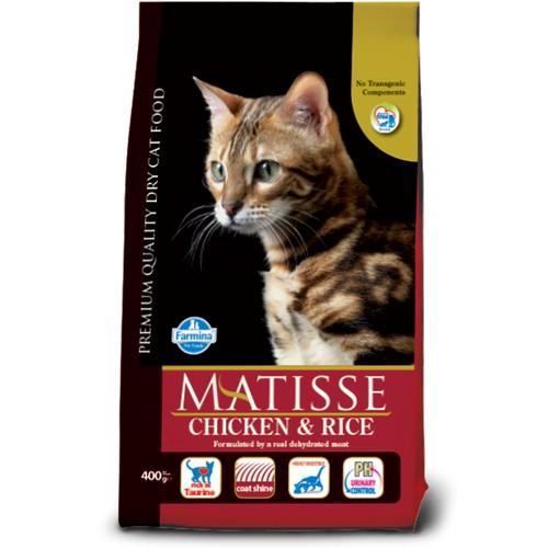 Matisse Tavuklu Pirinçli Yetişkin Kedi Maması 10 Kg.