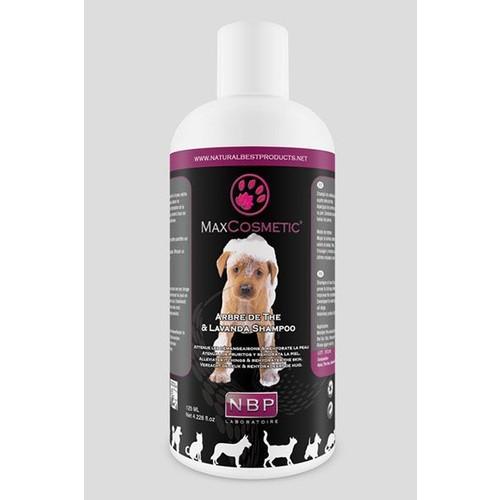Max Cosmetic Yeşil Çay Özlü Lavantalı Kaşıntı Önleyici Köpek Şampuanı 200 ml