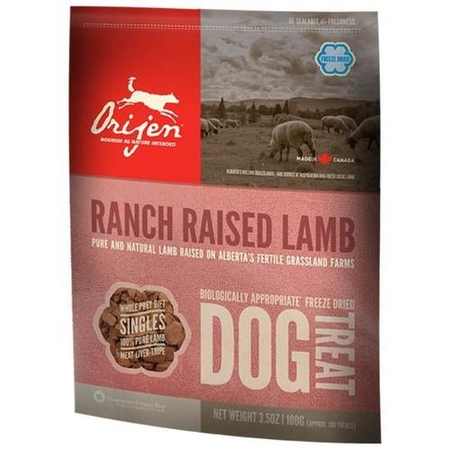 Orijen Freeze Dried Kurutulmuş Doğal Kuzu Etli Köpek Ödülü 56,7 gr (50 Adet)