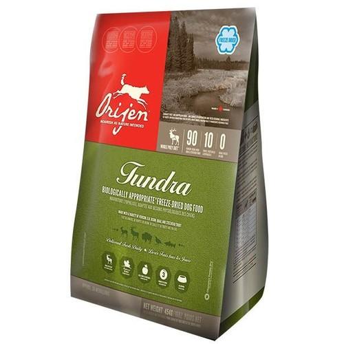 Orijen Freeze Dried Tundra Kurutulmuş Doğal Köpek Ödül Maması 170 gr